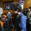 Jamie and band